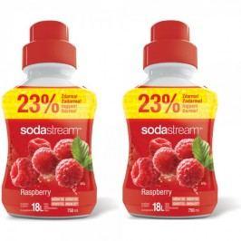 Sodastream syrop malinowy 2 x 750 ml