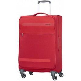 American Tourister Walizka Herolite 67 cm czerwona