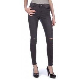 Brave Soul jeansy damskie Annachar2 XS ciemnoszary