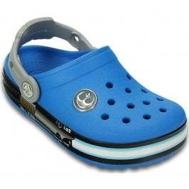 Crocs klapki CrocsLights Star Wars Jedi Clg - Ocean/Light Grey 24-25 (C8)