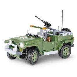 Cobi Small Army Jeep Wrangler