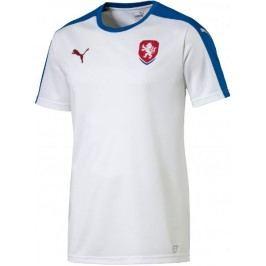 Puma koszulka Czech Republic Away Replica B2B Shirt white S