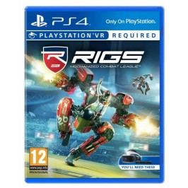 SONY RIGS Mechanized Combat League / PS4 VR