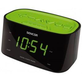 SENCOR radiobudzik SRC 180 GN, Zielony