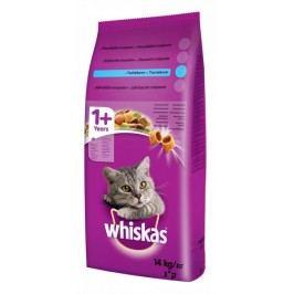 Whiskas sucha karma dla kota z tuńczykiem - 14 kg
