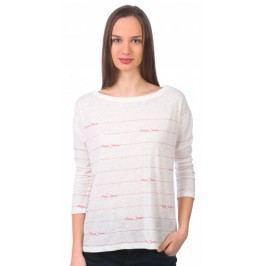 Pepe Jeans T-shirt damski Uma S biały