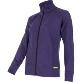 Sensor Bluza Merino Wool 330 W Purple S