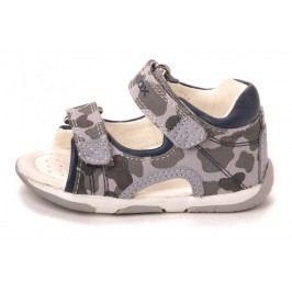 Geox sandały chłopięce Tapuz 19 szary