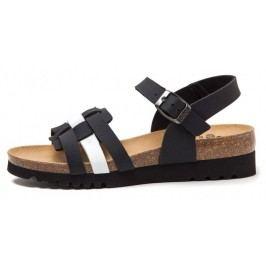 Scholl sandały damskie Mirke 36 czarny