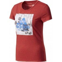 Adidas koszulka Category TR W Core Pink S