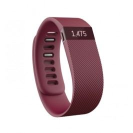 Fitbit opaska fitness Charge Large, bordowy
