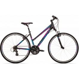 ROCK MACHINE Crossride 100 lady black/pink/blue 2017 19
