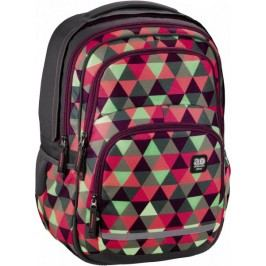 HAMA ALL OUT plecak szkolny BLABY Happy Triangle