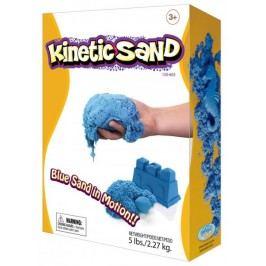 Montessori Kinetyczny piasek 2,3 kg - niebieski