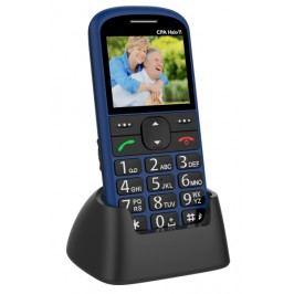 CPA telefon komórkowy Halo 11, niebieski