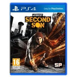SONY gra InFamous: Second Son na konsolę Play Station 4