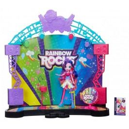 My Little Pony Equestria Girls koncert rockowy A8060