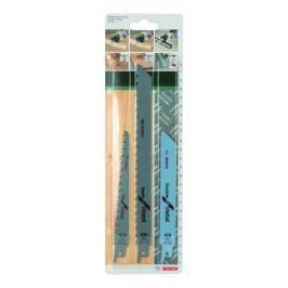 Bosch zestaw 3 brzeszczotów do pił szablastych