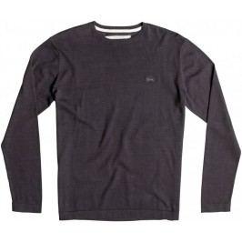 Quiksilver Everyday Kelvin Crew M Sweater Tarmac L