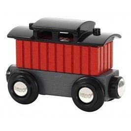 Brio Wagonik towarowy 33737