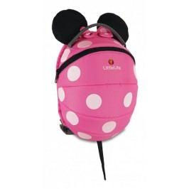 LittleLife Disney Kids Plecak - Pink Mini L12440