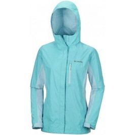 COLUMBIA kurtka Pouring Adventure II Iceberg Jacket S