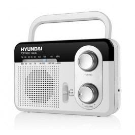 HYUNDAI radio PR 411, biały
