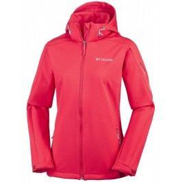 COLUMBIA Cascade Ridge Jacket Red Camellia Spray XS