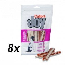 Calibra przekąska dla psa Joy Dog Chicken & Fish Sandwich 8 x 80 g