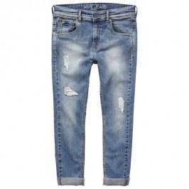 Pepe Jeans jeansy chłopięce Hero 104 niebieski