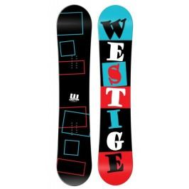 Westige snowboard Square Wide Black 164, model 15/16