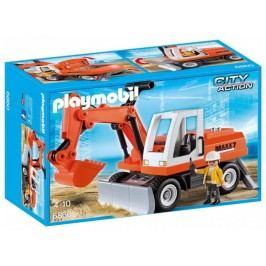 Playmobil Koparka ze spychaczem 6860