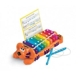 Little Tikes Pianino cymbałki Tygrysek