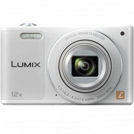 Panasonic aparat kompaktowy Lumix DMC-SZ10, biały