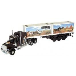 Monti Systém Ciężarówka 25 Intrans Container Western star 1:48