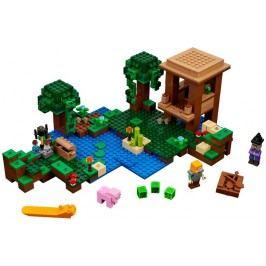 LEGO® Minecraft 21133 Chatka czarownicy