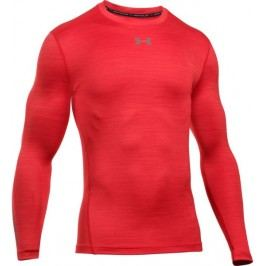 Under Armour sportowa koszulka CG Armour Twist Crew Red Graphite L