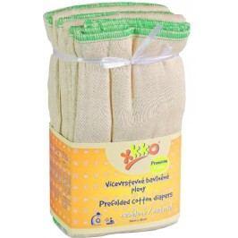 XKKO Pieluchy bawełniane Natural - Premium