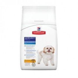 Hill's sucha karma dla psa SP Mature Adult Mini Chicken - 7,5 kg