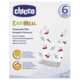 Chicco Bryndáčky na jedno použití, 40 ks