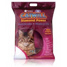Tommi zwirek dla kota Catwill silikonowy - 16 l