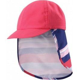 Reima czapka z daszkiem Alytos raspberry red 52