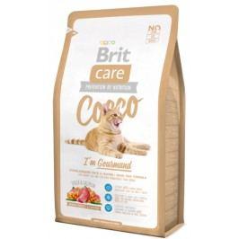 Brit sucha karma dla kota Care Cat Cocco I´am Gourmand - 2 kg