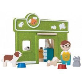 Plan Toys Klinika weterynarii