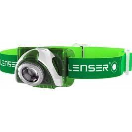 LEDLENSER czołówka SEO 3 green