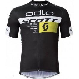 ODLO koszulka rowerowa Scott Odlo Team Rep. Stand-up collar s/s zip Scott Odlo 2016 S