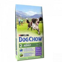 Purina Dog Chow sucha karma dla psa Adult Lamb 14 kg