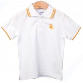 Primigi koszulka polo chłopięca 98 biały