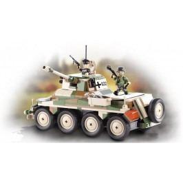 Cobi SMALL ARMY Ciężki samochód pancerny Puma SD. KFZ. 234/2 2446