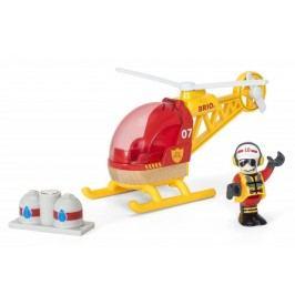 Brio Helikopter strażacki 33797